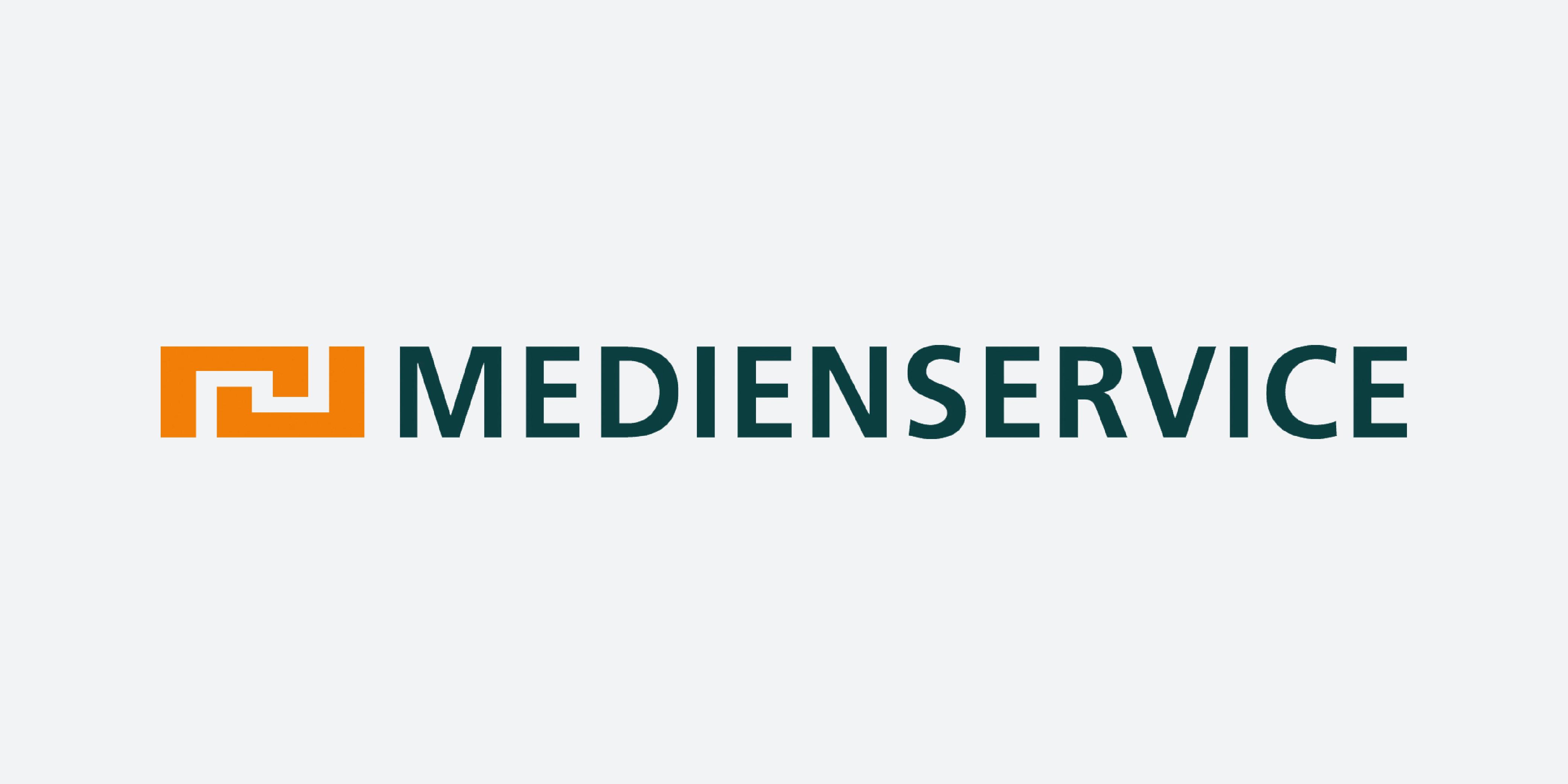 Logo Medienservice